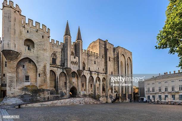 Avignon, Palais des Papes - France