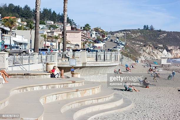 avila bay california beach and community - eyecrave stock pictures, royalty-free photos & images