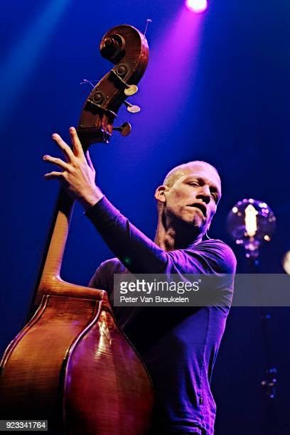 Avishai Cohen performs at Lantaren Venster on February 14 2018 in Rotterdam Netherlands
