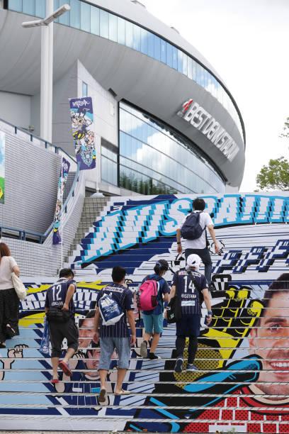 JPN: Avispa Fukuoka v Fagiano Okayama - J.League Meiji Yasuda J2