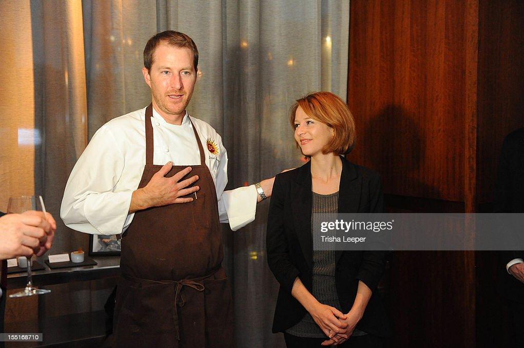 InterContinental San Francisco Kitchen Passport Tasting Event : News Photo