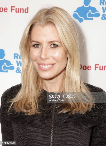 Aviva Drescher attends 'Sweet New York' Hosted By The Doe Fund at The Bowery Hotel on March 13 2014 in New York City