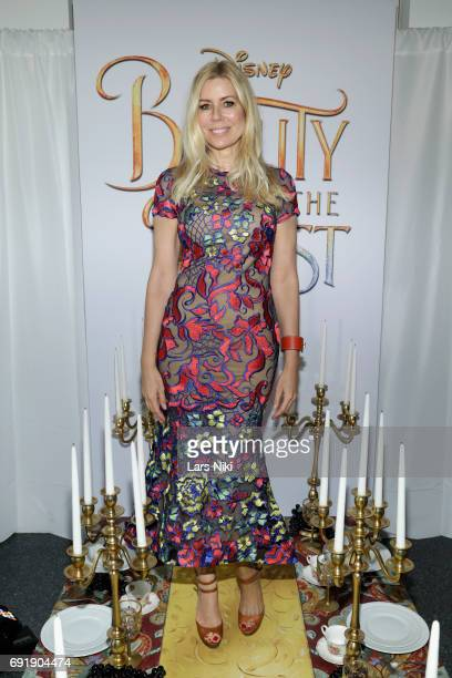 Aviva Drescher attends the Celebrity Chef Cat Cora Celebrates the InHome Release of BEAUTY AND THE BEAST event With a Special Brunch and Screening...