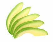avocado-Scheiben