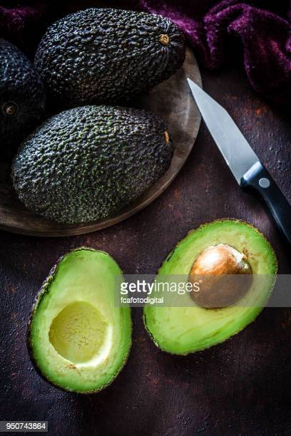 Avocado Stillleben