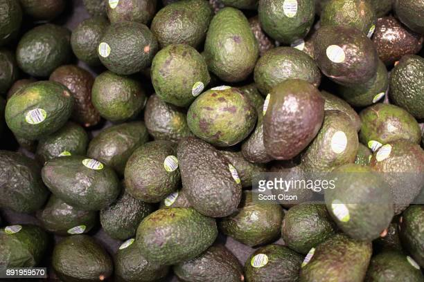 Avocados are offered for sale at a Target store on December 13 2017 in Chicago Illinois Target announced today it will acquire Shipt a sameday...
