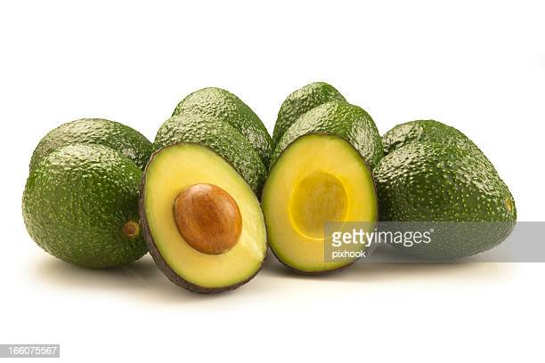 Avocados with Path