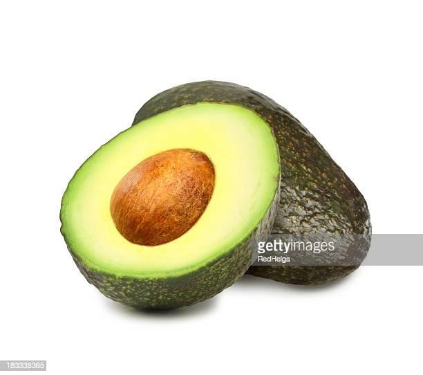 Avocados con pit