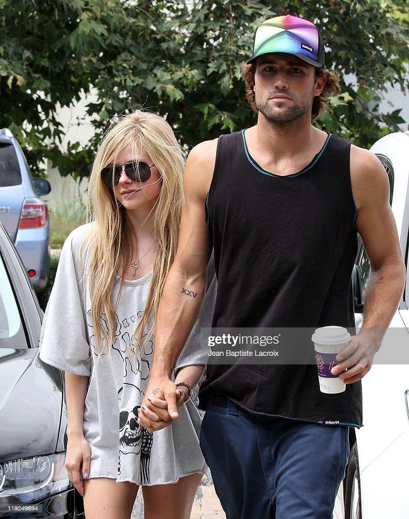 Celebrity Sightings In Los Angeles - July 14, 2011
