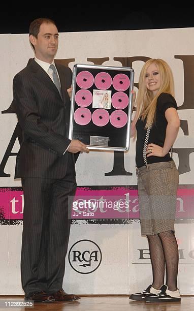 Avril Lavigne and Daniel DiCicco