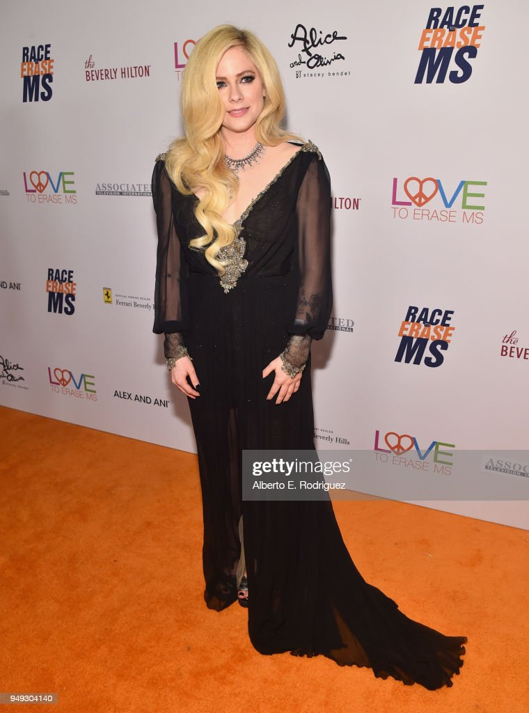 25th Annual Race To Erase MS Gala - Red Carpet