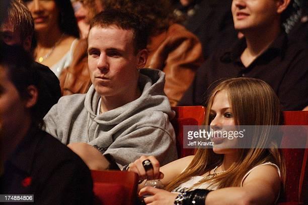 Avril Lavigne during MTV Video Music Awards Latinoamerica 2002 at Jackie Gleason Theater in Miami FL United States