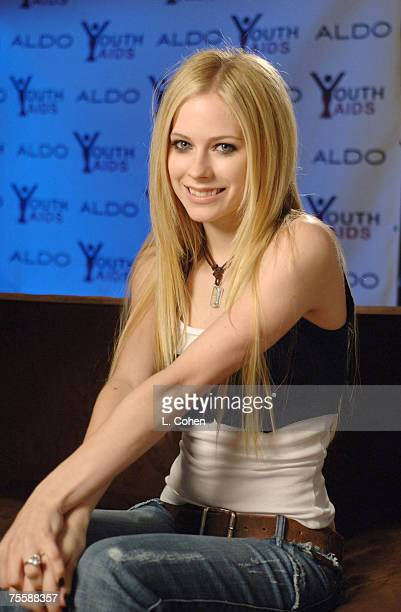 Avril Lavigne *Exclusive Coverage*