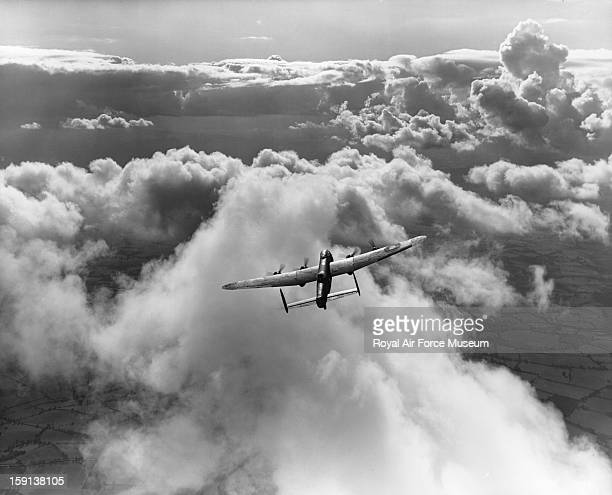 Avro Lancaster II, 26 August 1943.