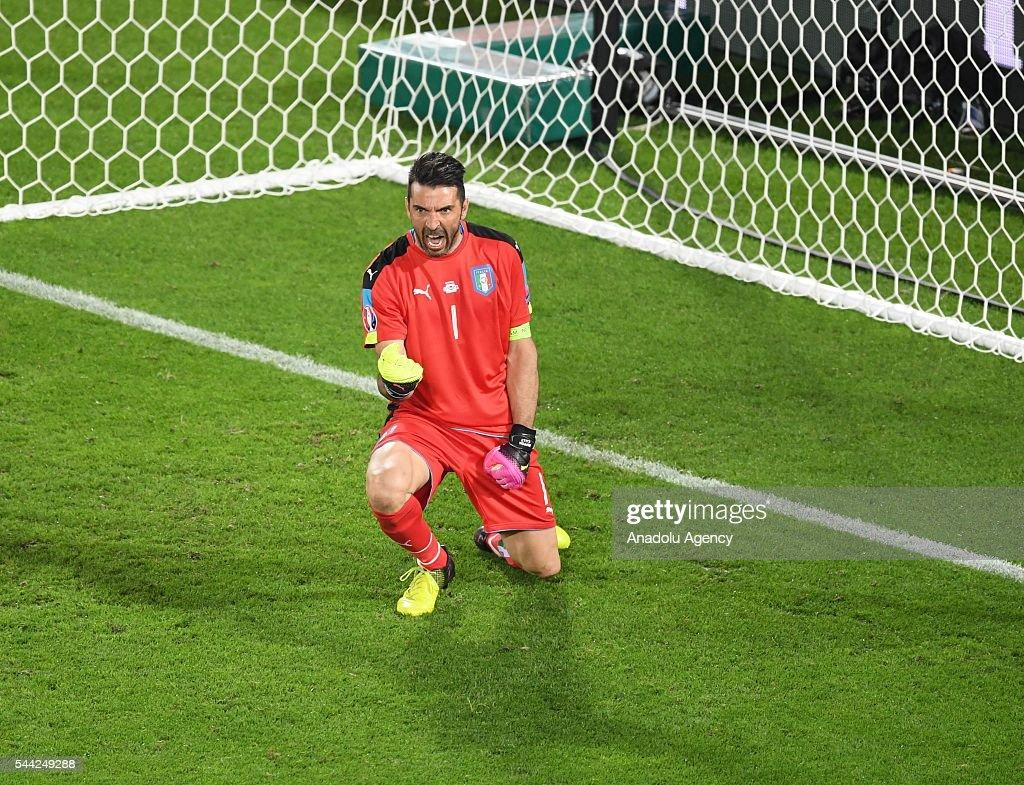 Germany v Italy - Euro 2016  : News Photo