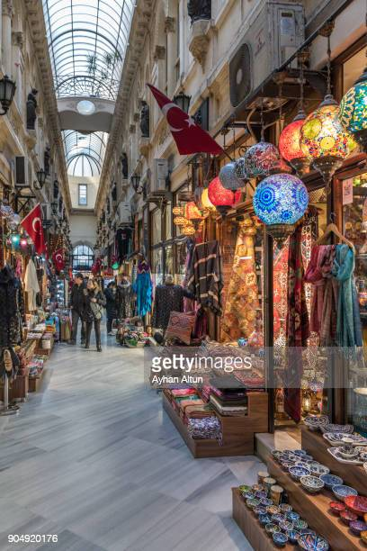 Avrupa(Europe) passage in Beyoglu,Istanbul,Turkey