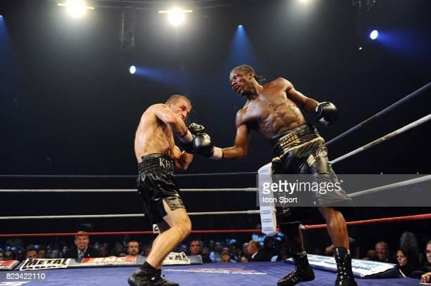 Avtandil KHURTSIDZE / Hassan N'DAM Championnat du Monde WBA des poids Moyens Palais des Sports Paris