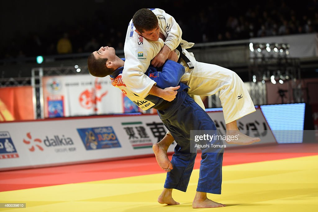 Judo Grand Slam Tokyo 2014 - Day 2
