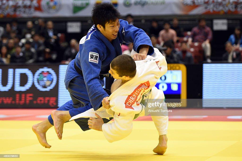 Judo Grand Slam Tokyo 2014 - Day 2 : News Photo