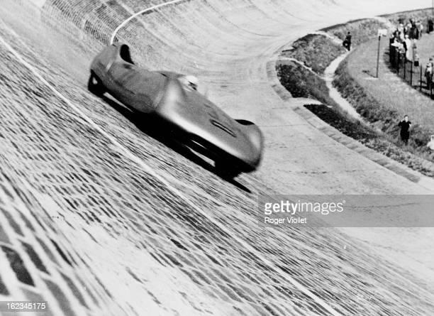 Avus AutoUnion German racing car 1937