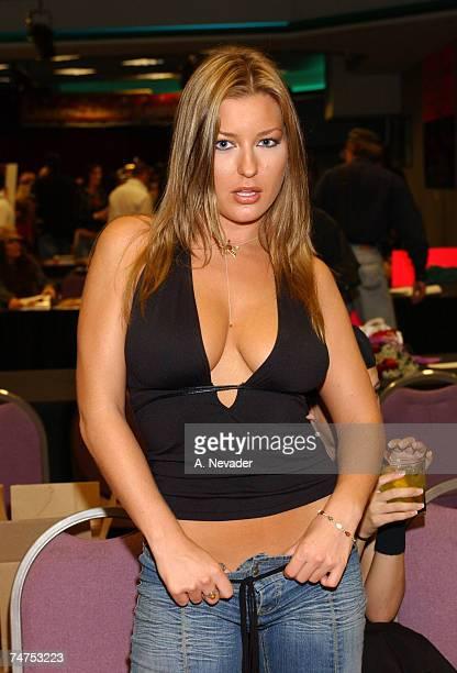 Avy Scott at the Hollywood Park Casino in Inglewood California
