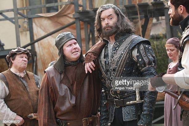 GALAVANT 'Aw Hell the King' Desperate to raise an army and storm Hortensia Galavant and King Richard return to his former castle to find the village...