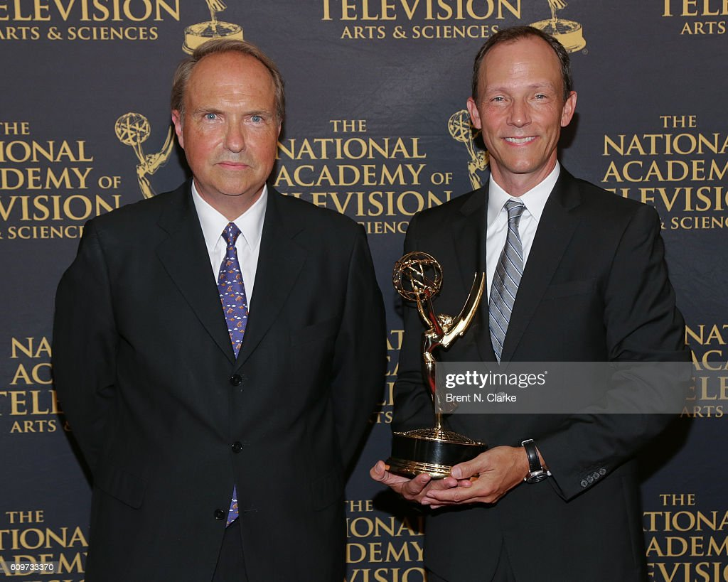 37th Annual News And Documentary Emmy Awards : News Photo