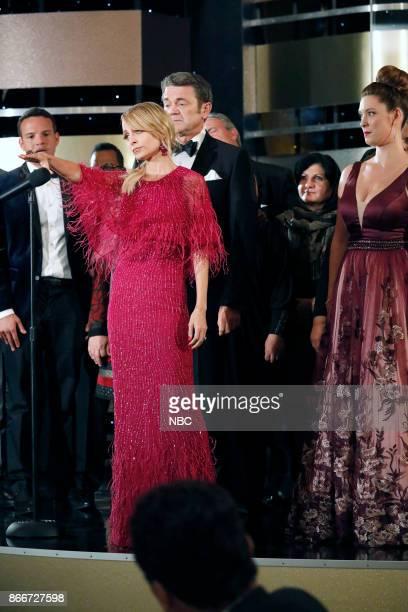 NEWS 'Award Show' Episode 204 Pictured Adam Countee as Chip Nicole Richie as Portia John Michael Higgins as Chuck Briga Heelan as Katie