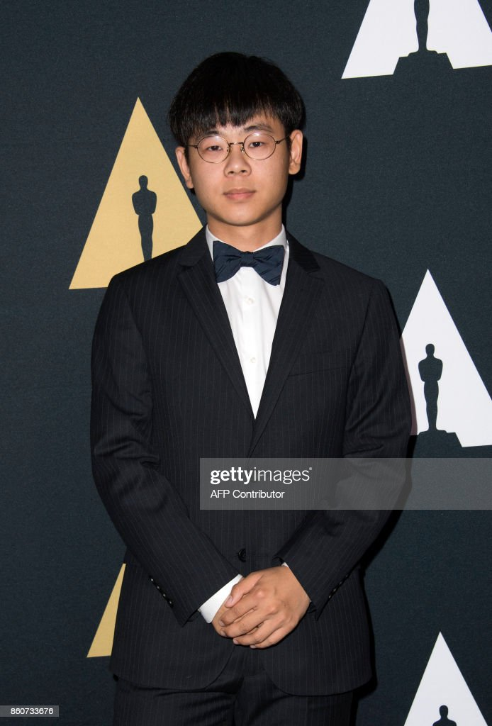Award Winner Chenglin Xie attends the 44th Students Academy Awards at the Academy of Motion Picture Arts and Sciences, on October 12, 2017, in Beverly Hills California. /