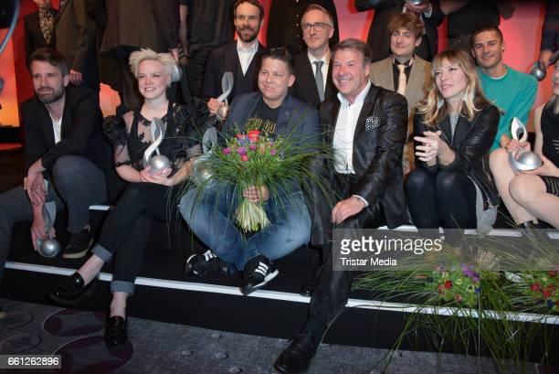 Award winner composition Rock and Pop Wallis Bird award winner best album 2016 Kerstin Ott german singer Patrick Lindnder and Maria Mummert alias...