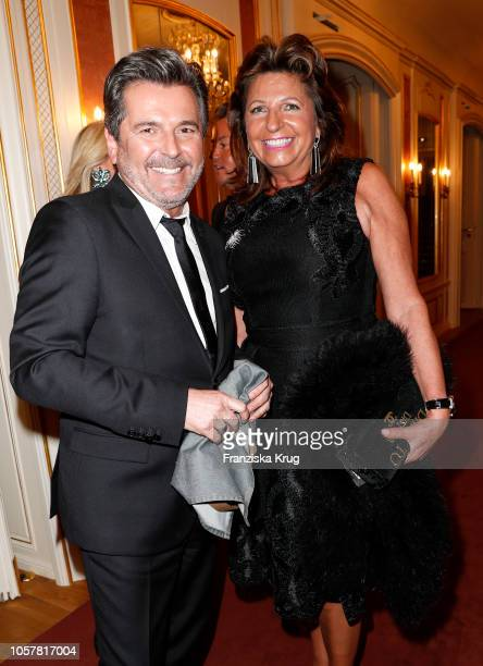 Award winner Geniesser des Jahres Thomas Anders during the 21st Busche Gala at Staatsoper on November 5 2018 in Berlin Germany