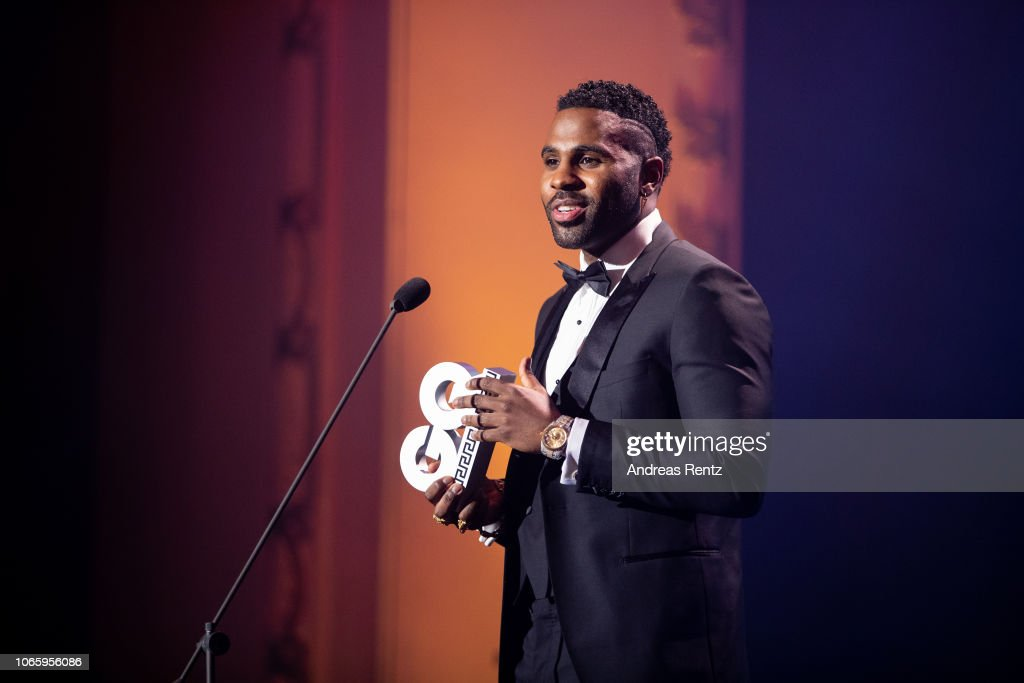 Show - GQ Men Of The Year Award 2018 : News Photo