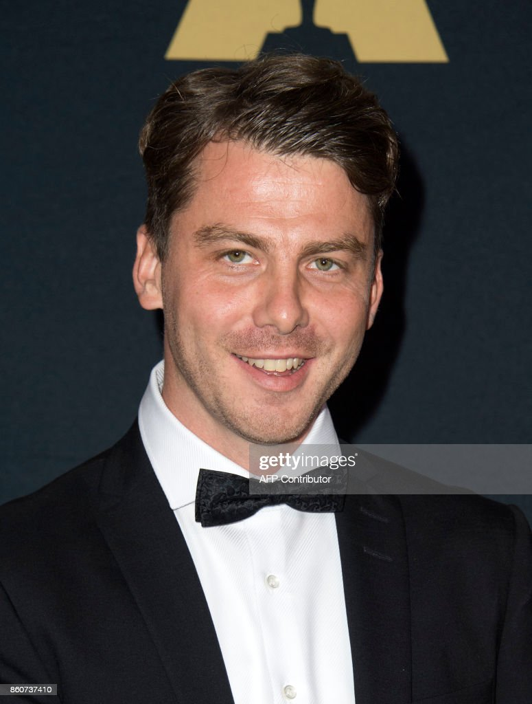 Award Winner Johannes Preuss attends the 44th Students Academy Awards at the Academy of Motion Picture Arts and Sciences, on October 12, 2017, in Beverly Hills, California. /