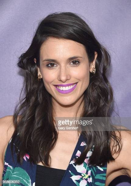 Award winner Liz Plank attends the 22nd Annual Webby Awards at Cipriani Wall Street on May 14 2018 in New York City