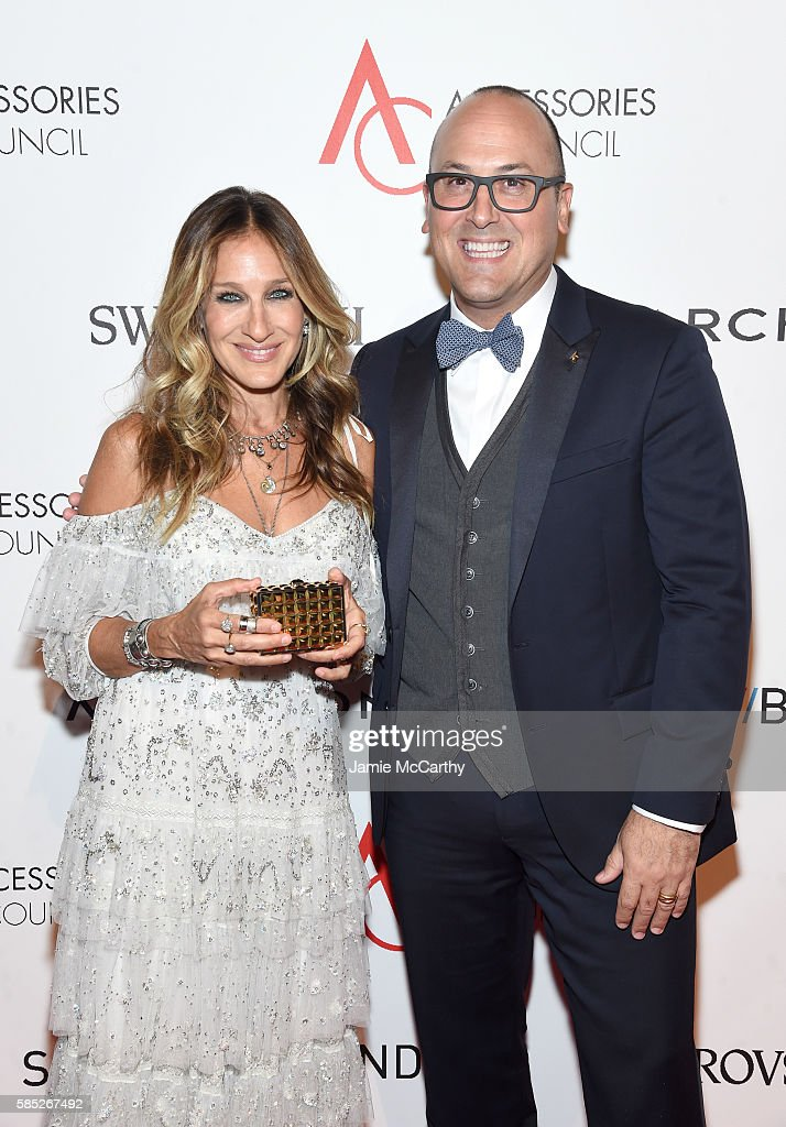 Accessories Council Celebrates The 20th Anniversary of the ACE Awards - Show : News Photo