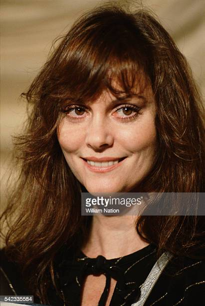 Award winning American actress and singer Lesley Ann Warren attends the 55th Academy Awards where she is nominated for Best Actress in a Supporting...
