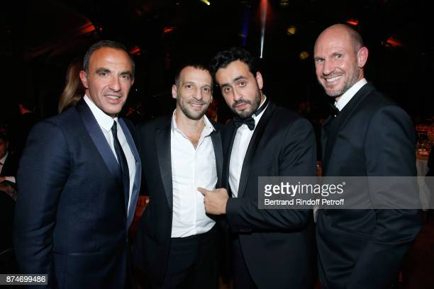 Awarded as Animator of the year Nikos Aliagas Awarded as Actor of the year Mathieu Kassovitz Awarded as Funniest Man of the year Jonathan Cohen and...