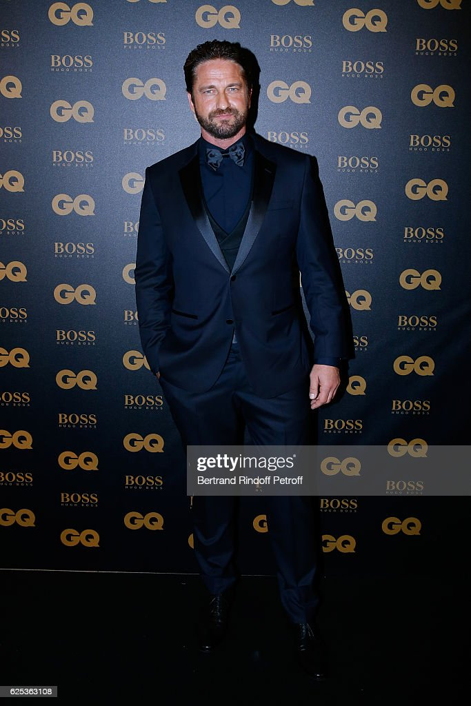 GQ Men Of The Year Awards 2016 : Photocall At Musee D'Orsay