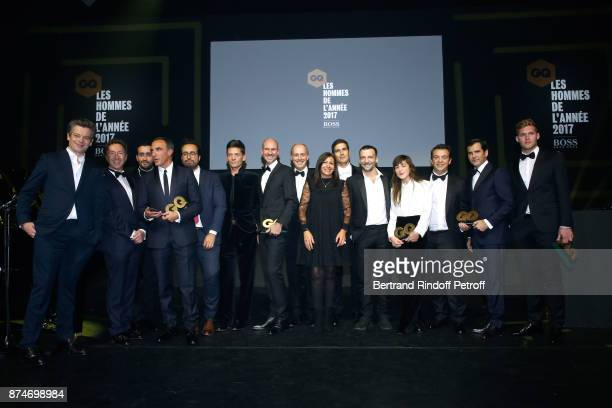 Awarded as 'Male Singer' of the year Benjamin Biolay Stephane Bern Awarded as Funniest Man of the year Jonathan Cohen Awarded as Animator of the year...