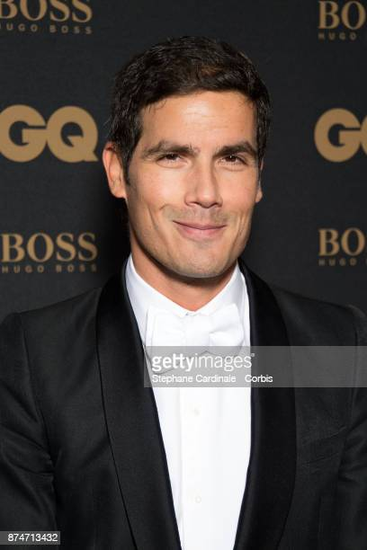 Awarded as Media Man of the year Mathieu Gallet attends the GQ Men Of The Year Awards 2017 at Le Trianon on November 15 2017 in Paris France