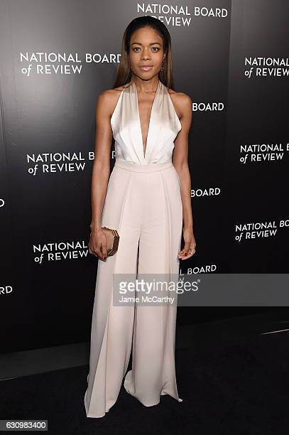 Awardee Naomie Harris attends the 2016 National Board of Review Gala at Cipriani 42nd Street on January 4 2017 in New York City