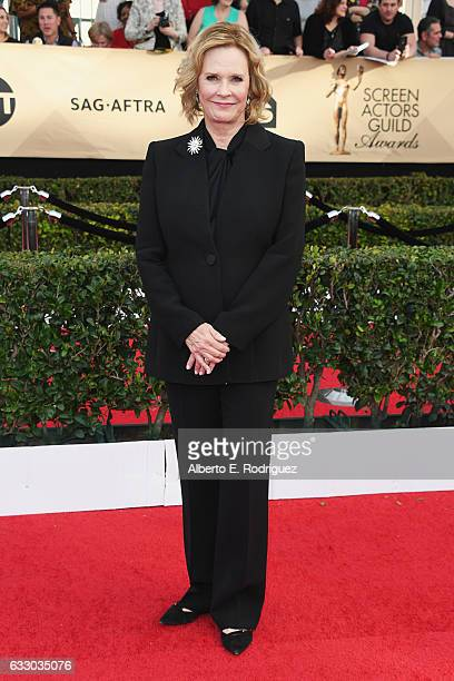 Awards Committee Chair SAGAFTRA Foundation Board President JoBeth Williams attends the 23rd Annual Screen Actors Guild Awards at The Shrine Expo Hall...