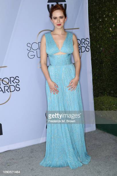 Awards Committee Member Elizabeth McLaughlin attends the 25th Annual Screen ActorsGuild Awards at The Shrine Auditorium on January 27 2019 in Los...