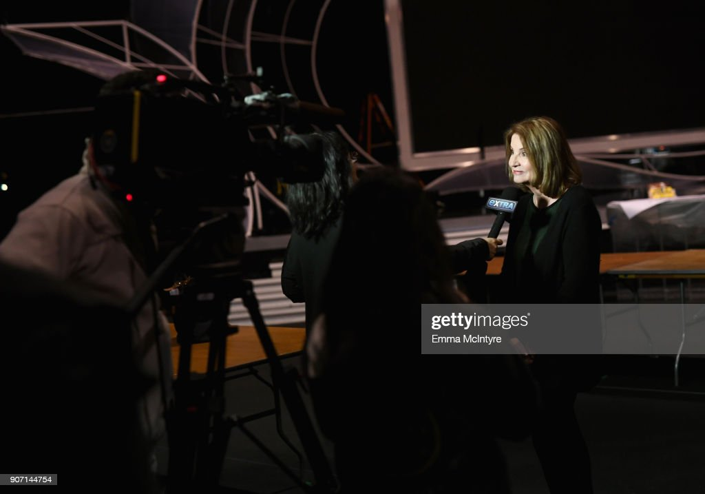 24th Annual Screen Actors Guild Awards - Behind The Scenes Day 2