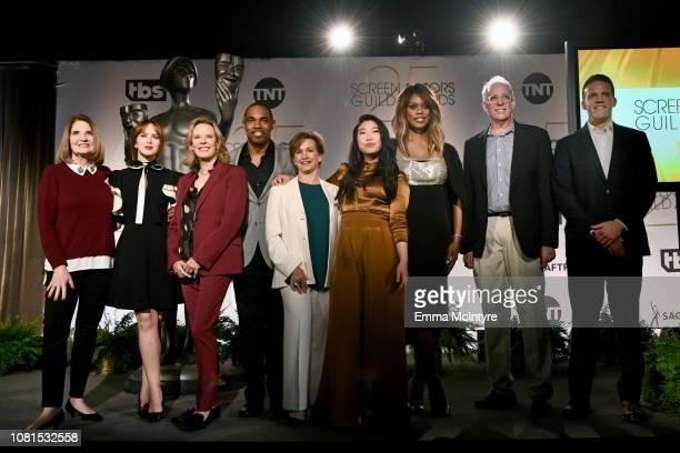 SAG Awards Executive Producer Kathy Connell SAG Awards Committee Member Elizabeth McLaughlin SAG Awards Committee Chair JoBeth Williams SAG Awards...