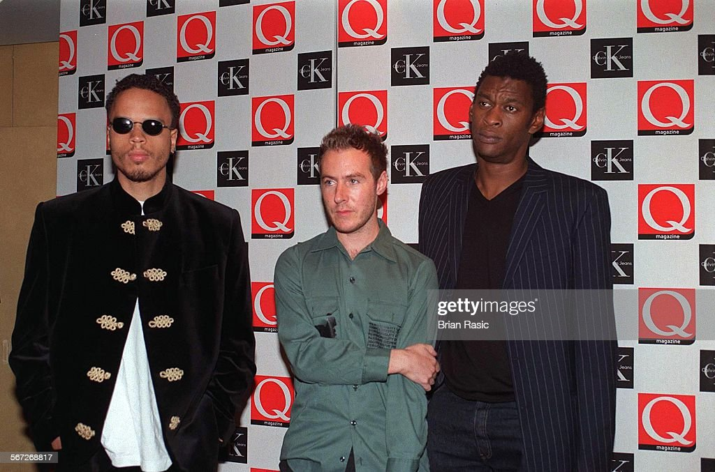 Q Awards, London, Britain - 1998 : News Photo