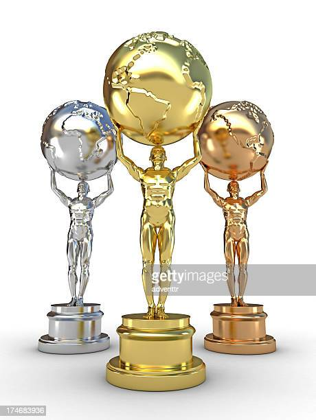 awards - global awards stock pictures, royalty-free photos & images