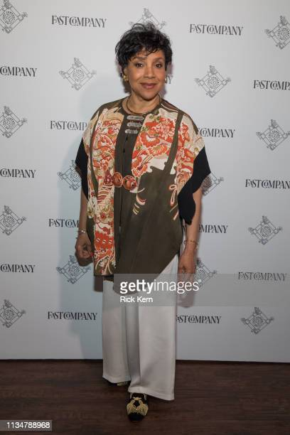 Award-Winning Actress Phylicia Rashad attends the Fast Company Grill on March 09, 2019 in Austin, Texas.