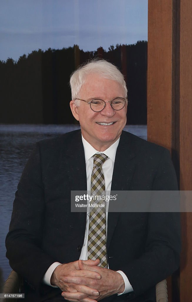 DGF Salon With Steve Martin