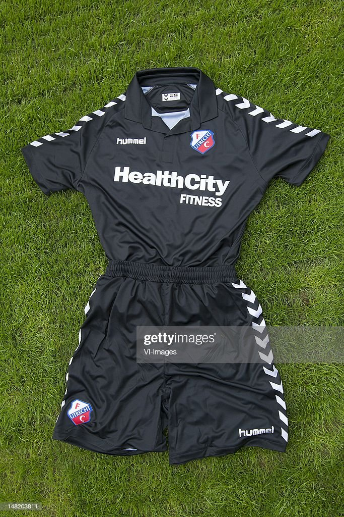Away Kit Of Fc Utrecht During The Photo Call Of Fc Utrecht At Stadium News Photo Getty Images